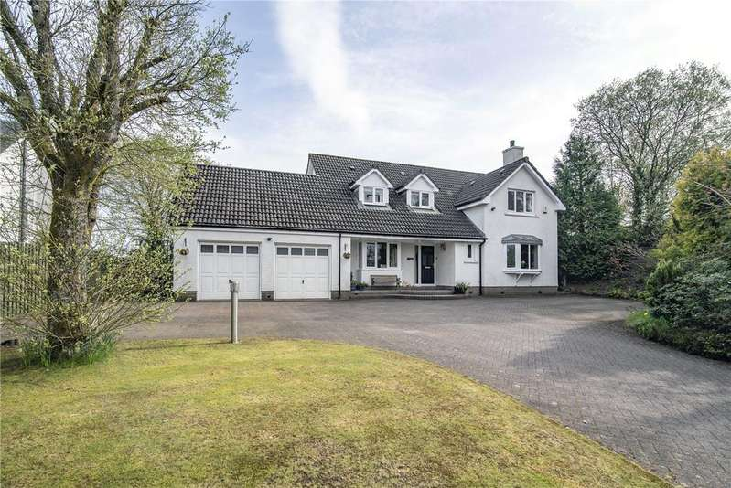 5 Bedrooms Detached House for sale in Lindon, Powmill, By Dollar, Clackmannanshire, FK14