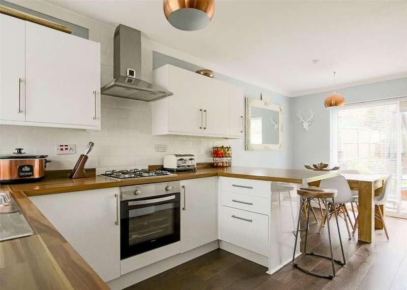 4 Bedrooms Terraced House for sale in Nuthurst, Bracknell, Berkshire, RG12