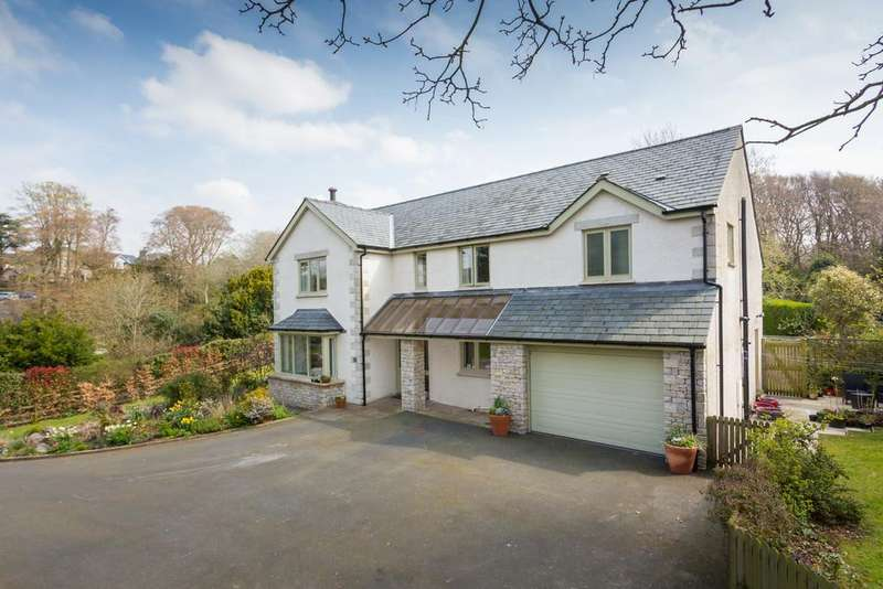 4 Bedrooms Detached House for sale in 2a Stankelt Road, Silverdale, Carnforth, LA5 0TA