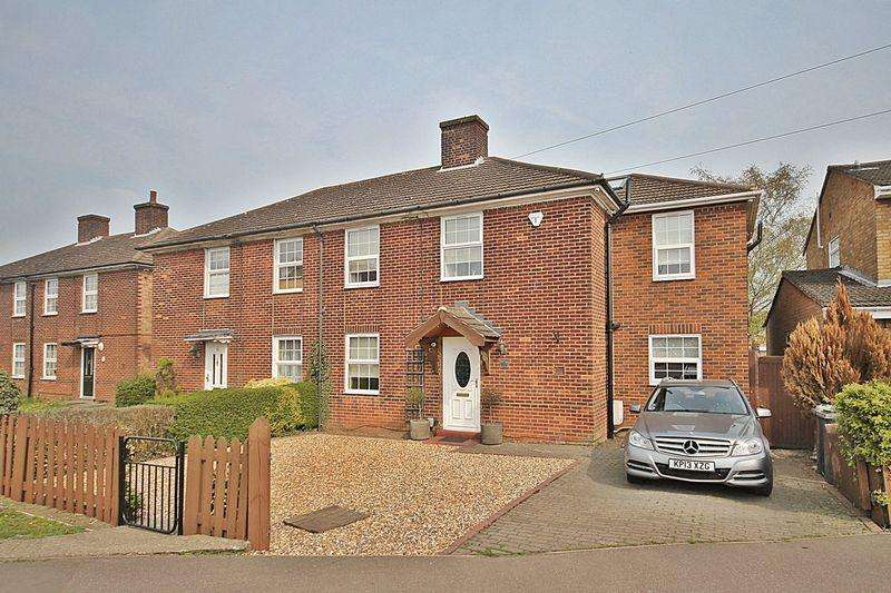5 Bedrooms Semi Detached House for sale in Dunstable Road, Flitwick