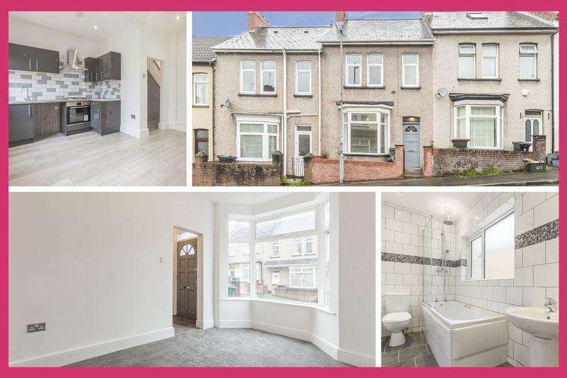 3 Bedrooms Terraced House for sale in Redland Street, Newport - REF# 00006654 - View 360 Tour at