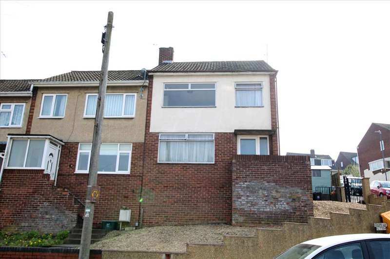 3 Bedrooms Terraced House for sale in Crispin Way, Kingswood, Bristol