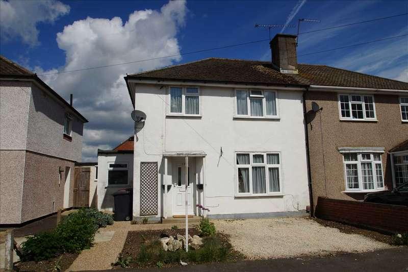 3 Bedrooms Semi Detached House for sale in Westpoint, Cippenham