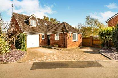 4 Bedrooms Detached House for sale in Walnut Grove, Stourport-on-Severn