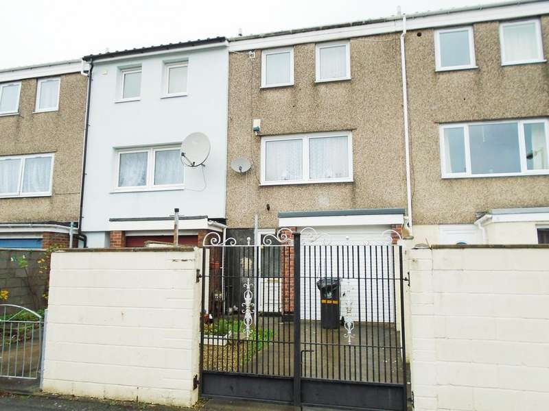 3 Bedrooms House for sale in Hayes Close, Bristol BS2
