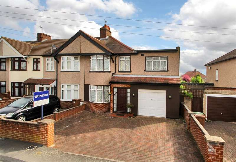 5 Bedrooms End Of Terrace House for sale in Eastcote Road, Welling, Kent, DA16 2SS