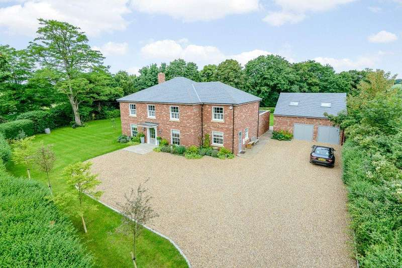 5 Bedrooms Detached House for sale in New Road, Shiplake, Henley-on-Thames, Oxfordshire, RG9
