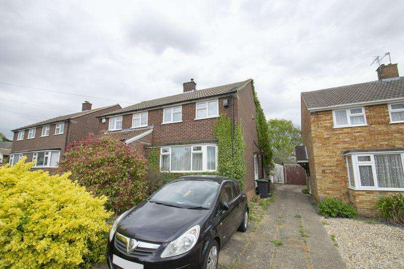 2 Bedrooms Semi Detached House for sale in Townfield Road, Flitwick