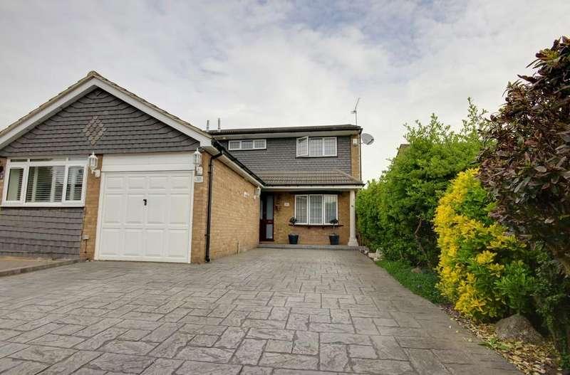 5 Bedrooms Semi Detached House for sale in Lammasmead, Broxbourne