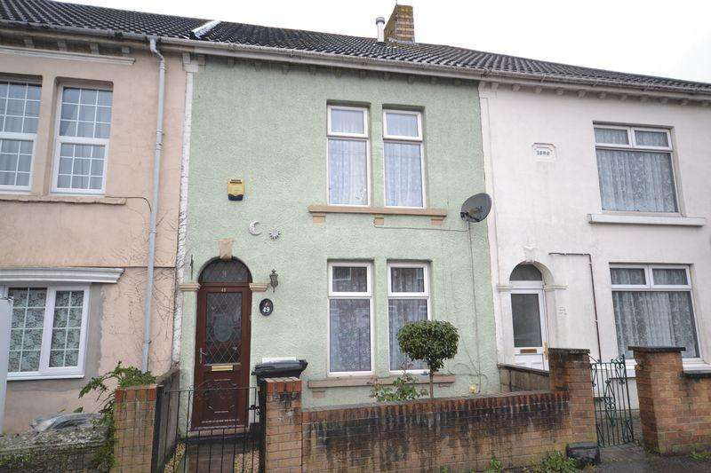 3 Bedrooms Terraced House for sale in Rodney Road, Kingswood, Bristol