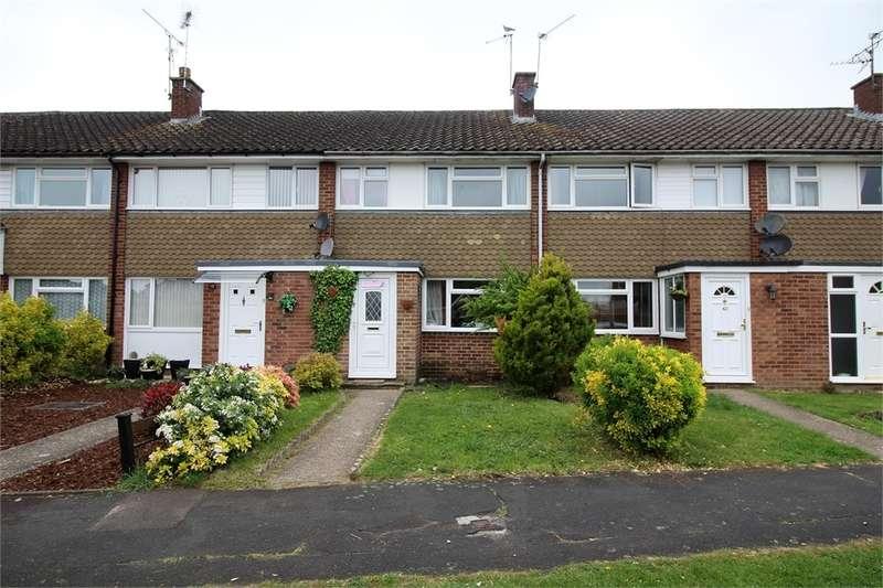 3 Bedrooms Terraced House for sale in Barton Road, Tilehurst, READING, Berkshire