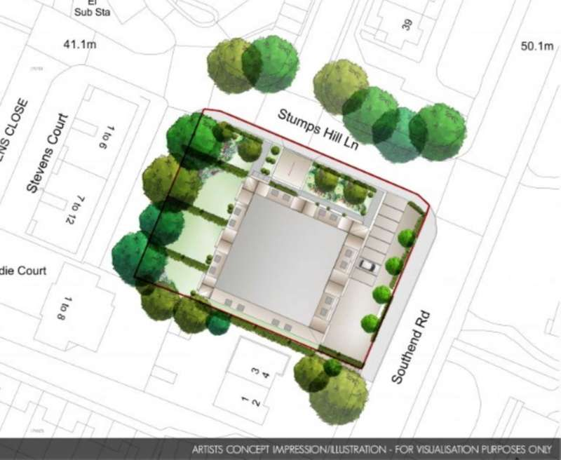 Land Commercial for sale in Beckenham, Bromley