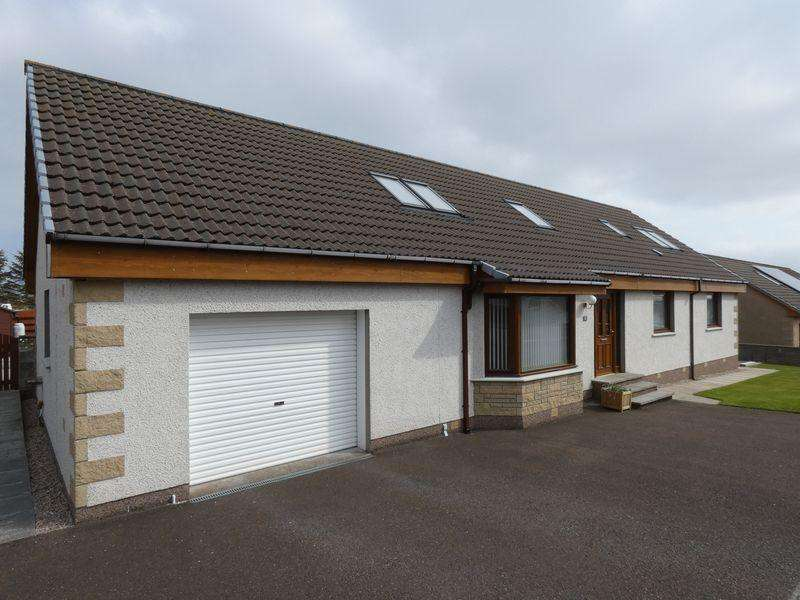 5 Bedrooms Detached House for sale in Juniper Drive, Thurso