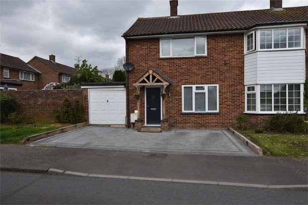 2 Bedrooms End Of Terrace House for sale in Wilwood Road, Priestwood, Bracknell, Berkshire