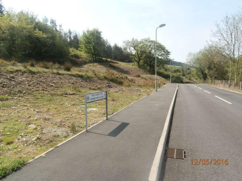 Land Commercial for sale in Megans Way, Farteg Fawr, Bryn, Port Talbot, West Glamorgan, SA13 2RF.