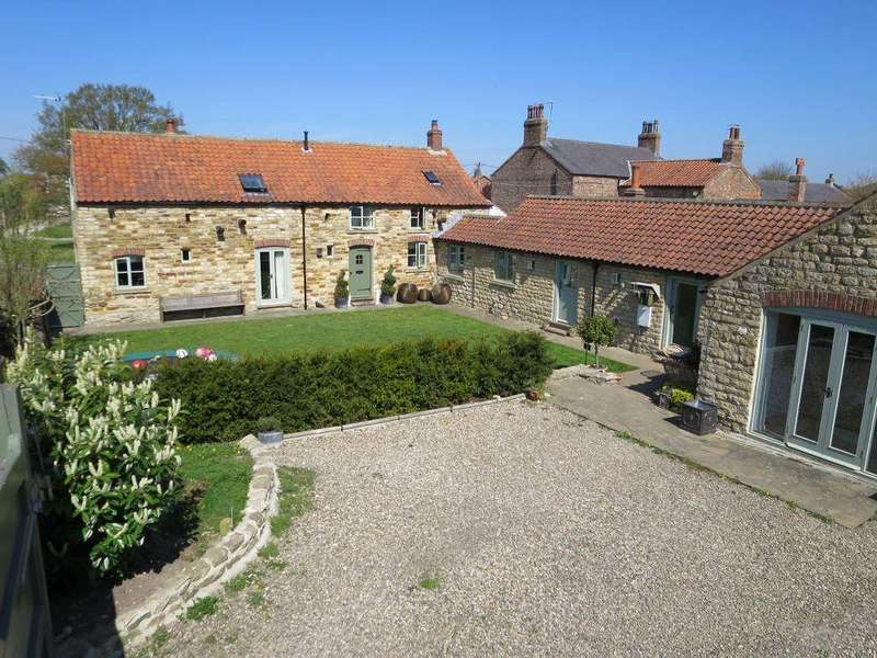 5 Bedrooms Barn Conversion Character Property for sale in Jasper's Barn, Barton le Willows, YO60 7PD