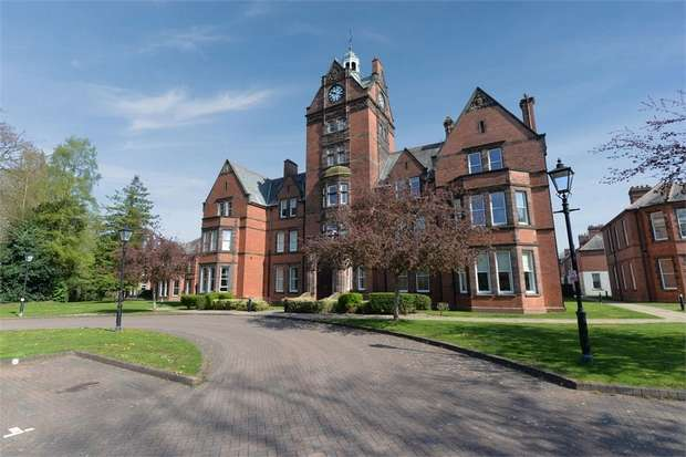 3 Bedrooms Flat for sale in East Drive, Cheddleton, Leek, Staffordshire