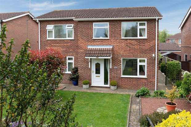 4 Bedrooms Detached House for sale in Woodlands, Long Sutton, Spalding, Lincolnshire