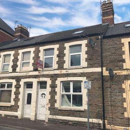 7 Bedrooms Terraced House for sale in Daniel Street, Cardiff, Caerdydd
