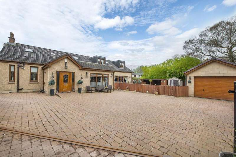 5 Bedrooms Detached Villa House for sale in Croftview, Glenorchard Road, Balmore, by Torrance, G64 4AJ