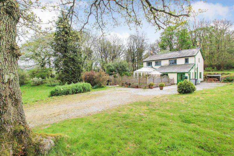 4 Bedrooms Detached House for sale in Period property set within 3 acres of garden and woodland