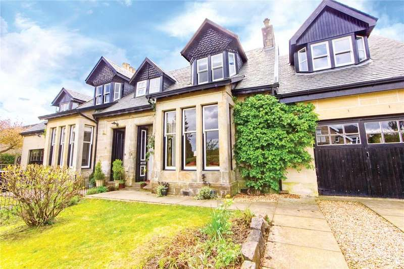 4 Bedrooms Semi Detached House for sale in North Erskine Park, Bearsden, Glasgow