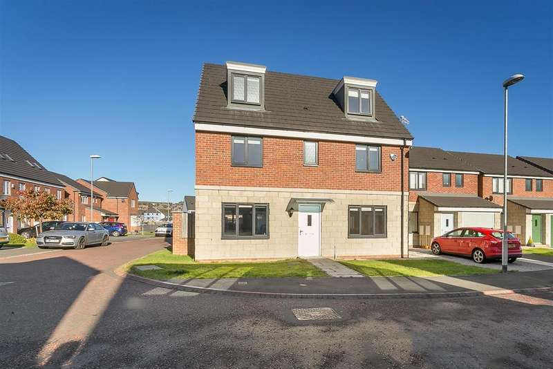 5 Bedrooms Detached House for sale in Derwent Water Drive, Stella, Blaydon-On-Tyne