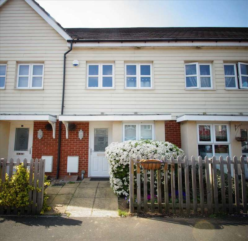 2 Bedrooms Terraced House for sale in Leacroft, Cippenham