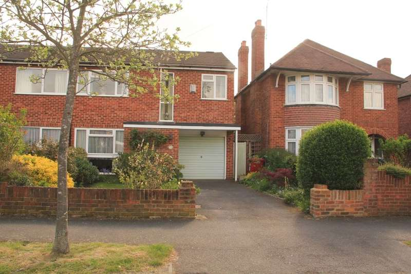 3 Bedrooms Semi Detached House for sale in Lynwood Avenue, Slough, SL3