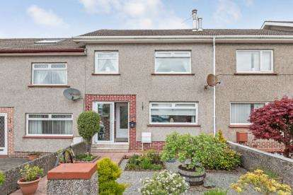 3 Bedrooms Terraced House for sale in Millburn Gardens, Largs