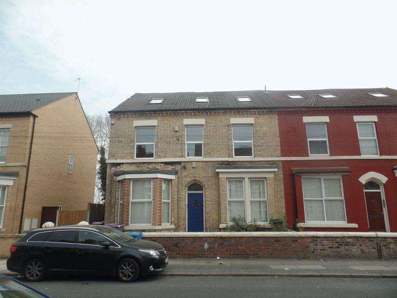 9 Bedrooms Apartment Flat for sale in 73 Hartington Road, Liverpool