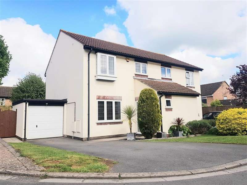 3 Bedrooms Semi Detached House for sale in Sassoon Court, Barrs Court, Bristol, BS30 7BQ