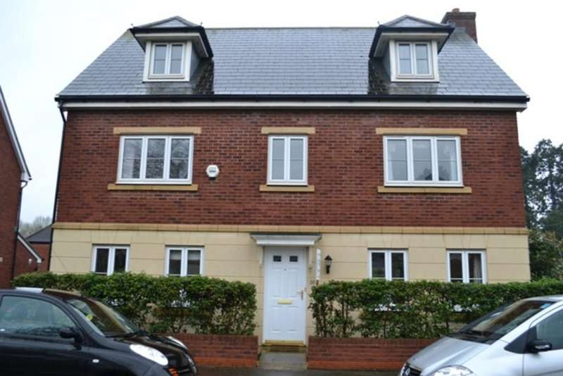 5 Bedrooms Town House for rent in Fleming Way, Exeter