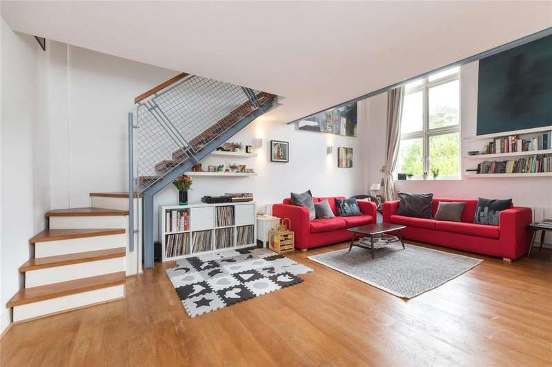 2 Bedrooms Maisonette Flat for sale in The Beaux Arts Building 10-18, Manor Gardens, London