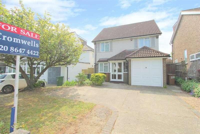 3 Bedrooms Detached House for sale in Link Lane, Wallington