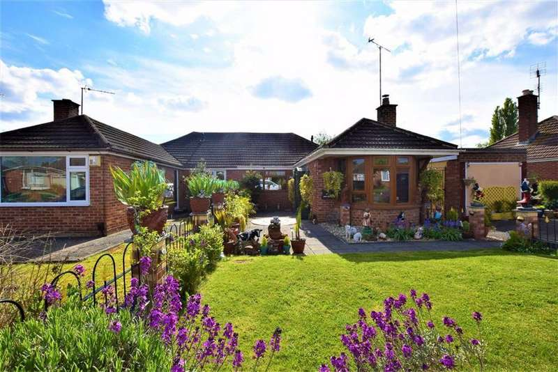 3 Bedrooms Bungalow for sale in Oxstalls Drive, Longlevens
