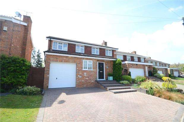 4 Bedrooms Detached House for sale in Newbury Drive, Maidenhead, Berkshire