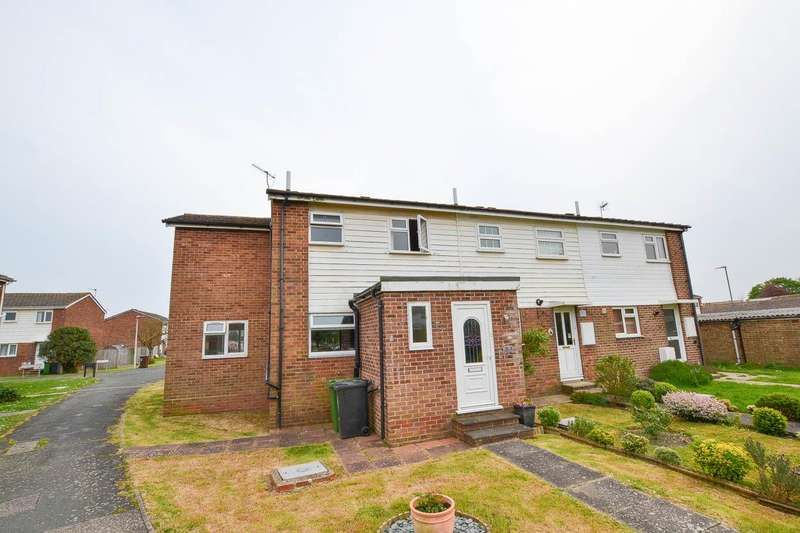 3 Bedrooms End Of Terrace House for sale in Filder Close, Eastbourne