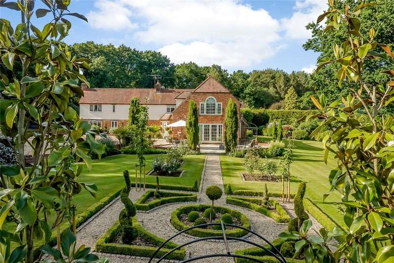 6 Bedrooms Unique Property for sale in Earlstone Common, Burghclere, Newbury, Berkshire, RG20