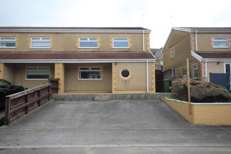 3 Bedrooms Semi Detached House for sale in The Beeches, Abercynon, Mountain Ash