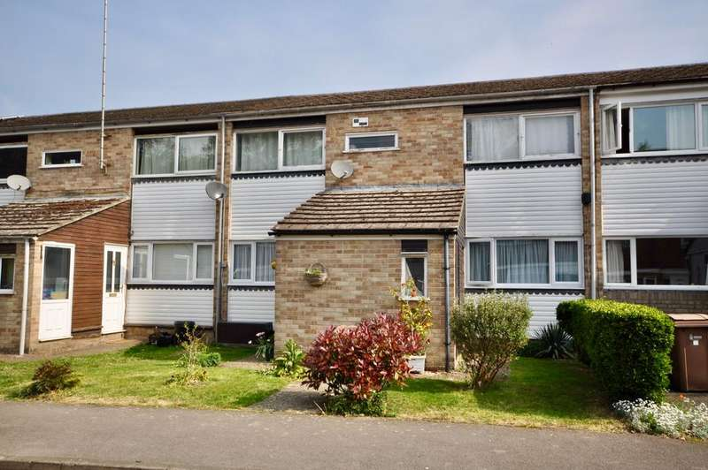 2 Bedrooms Ground Maisonette Flat for sale in Wallace Close, Woodley, Reading, RG5 3HW