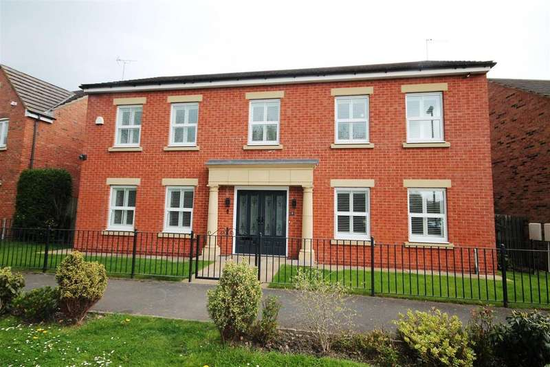 6 Bedrooms Detached House for sale in Surtees Drive, Willington