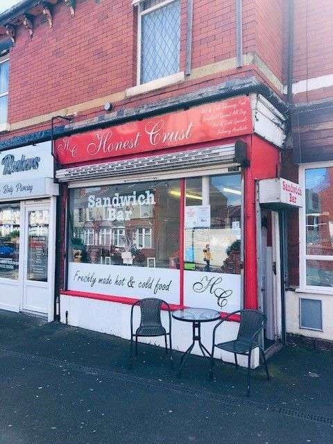 Property for sale in Onslow Road, Blackpool, FY3