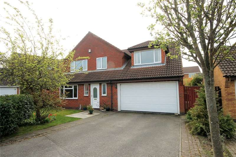 4 Bedrooms Detached House for sale in Frosterley Drive, Great Lumley, Chester le Street, DH3