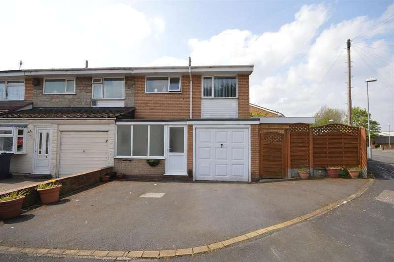 3 Bedrooms End Of Terrace House for sale in Fastmoor Oval, Birmingham