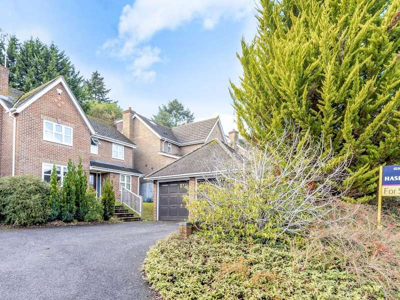 4 Bedrooms Detached House for sale in Hunters Chase, Caversham, Reading, RG4