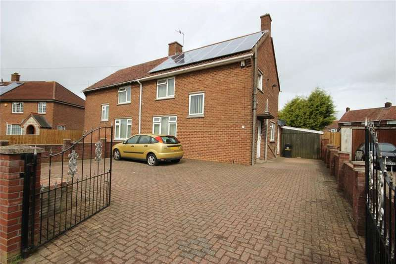 3 Bedrooms Semi Detached House for sale in Wigton Crescent, Bristol, BS10