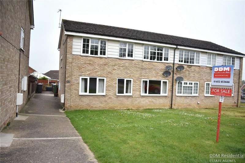 3 Bedrooms Flat for sale in East Dale Drive, Kirton Lindsey, North Lincolnshire, DN21