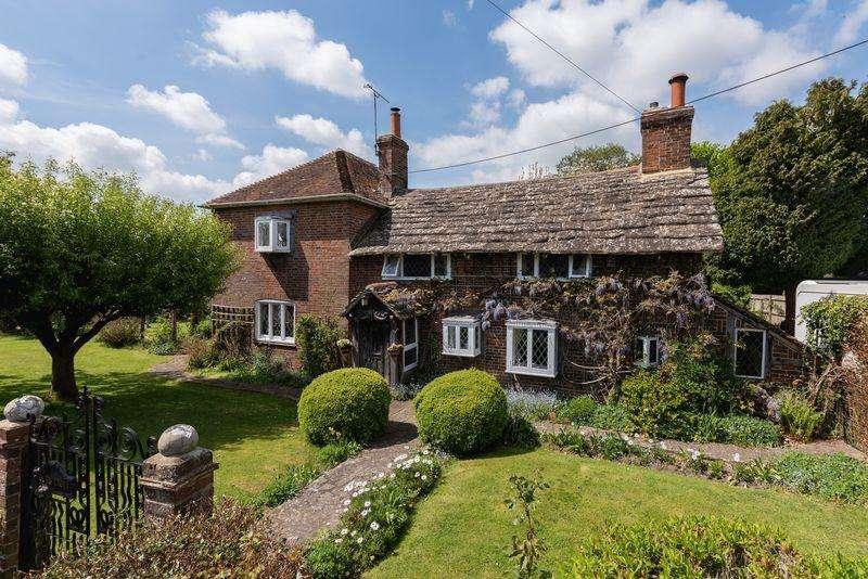 4 Bedrooms Detached House for sale in Ockley Lane, Keymer, West Sussex,