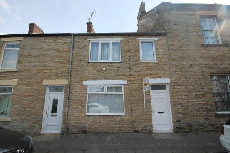 3 Bedrooms Terraced House for rent in Soho Street, Shildon